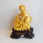 C020A tuong cho vang 150x150 Chó vàng trên đống đỉnh vàng C020A
