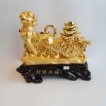 C023A tuong cho vang 150x150 Chó vàng kéo xe vàng C023A