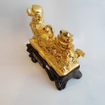 C023A tuong cho vang 3 150x150 Chó vàng kéo xe vàng C023A
