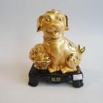 C030A tuong cho vang 150x150 Chó vàng ôm bọc vàng C030A