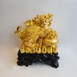 C086A rua dau rong vang 150x150 Rùa đầu rồng trên đống vàng C086A