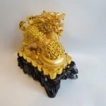 C086A rua dau rong vang 2 150x150 Rùa đầu rồng trên đống vàng C086A