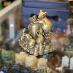D293 bay chuot tren dong vang 3 150x150 Hoàng gia ngũ tí chuột đồng trên đống tiền vàng D293