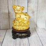 ln032 heo tui tien vang 2 150x150 Vua heo vàng trên túi tiền lớn LN032