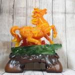 ln124 ngua cam may man 1 150x150 Nữ hoàng ngựa cam trên núi hoa mẫu đơn LN124