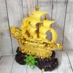 ln139 thuyen buom dau rong sa kim 150x150 Thuyền buồm đầu rồng kim sa lướt sóng LN139