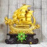 ln139 thuyen buom dau rong sa kim 2 150x150 Thuyền buồm đầu rồng kim sa lướt sóng LN139