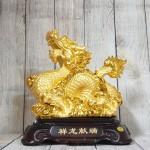 ln148 rong vang nho 2 150x150 Vua rồng vàng cưỡi mây vàng LN148