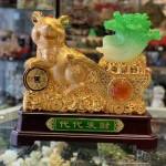 TM001 Chuot vang keo cai 150x150 Chuột vàng khủng kéo bắp cải xanh TM001