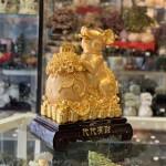 TM005 chuot vang 2 150x150 Chuột vàng ôm ba đỉnh vàng TM005