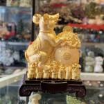 TM005 chuot vang 3 150x150 Chuột vàng ôm ba đỉnh vàng TM005